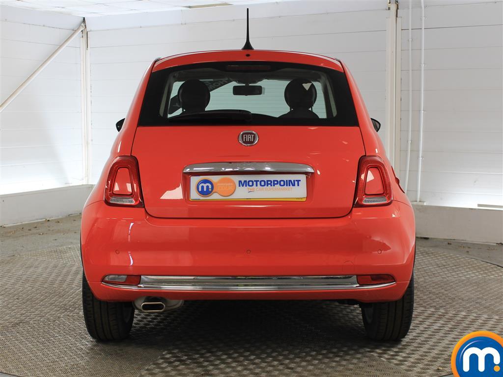 Fiat 500 Lounge Manual Petrol Hatchback - Stock Number (1011278) - Rear bumper