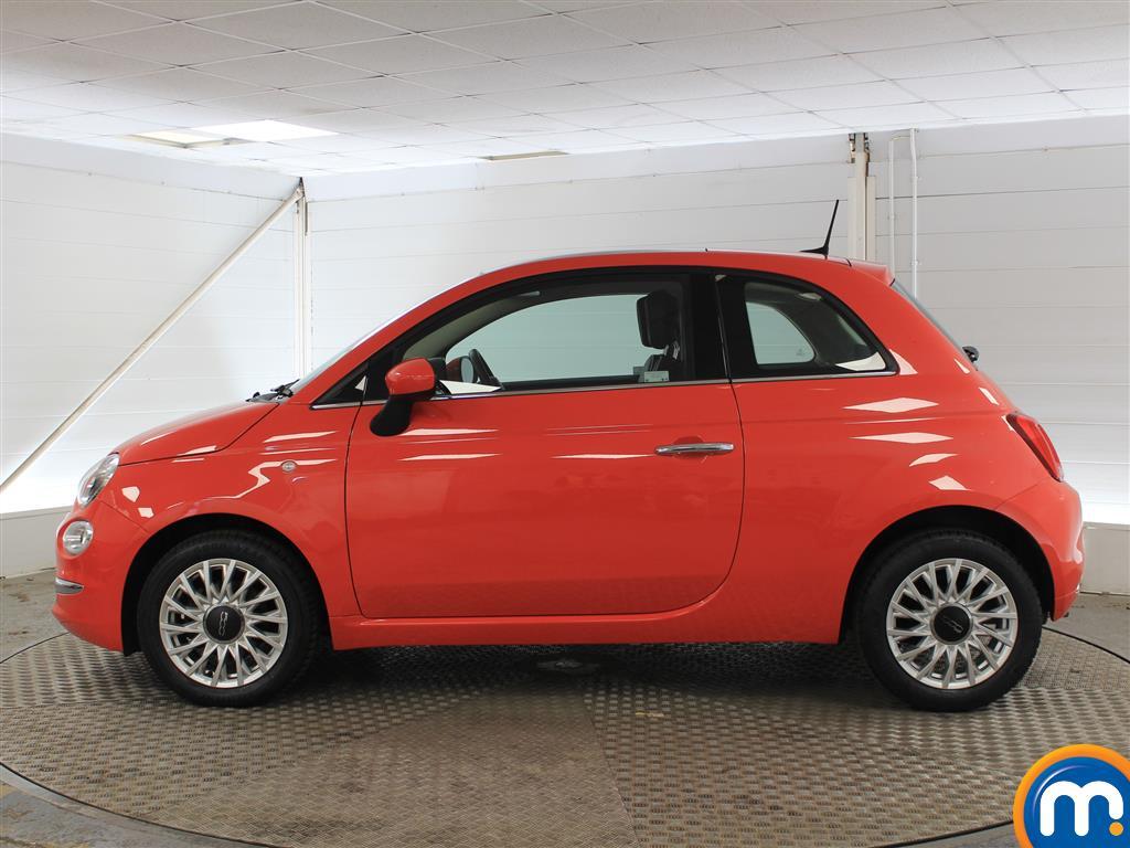 Fiat 500 Lounge Manual Petrol Hatchback - Stock Number (1011278) - Passenger side