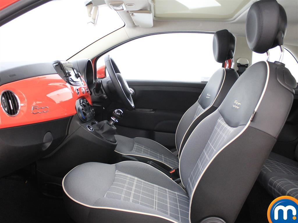 Fiat 500 Lounge Manual Petrol Hatchback - Stock Number (1011278) - 1st supplementary image