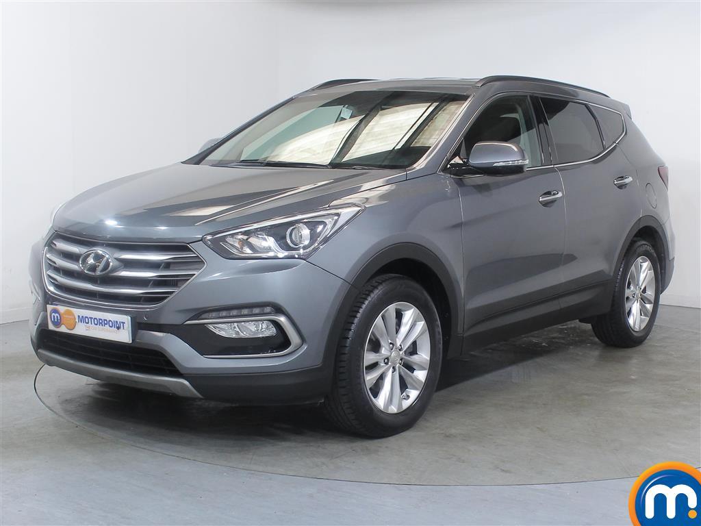 Hyundai Santa Fe Premium - Stock Number (1005355) - Passenger side front corner