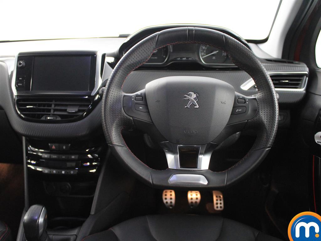 Peugeot 208 Gt Line Manual Diesel Hatchback - Stock Number (1005478) - 3rd supplementary image