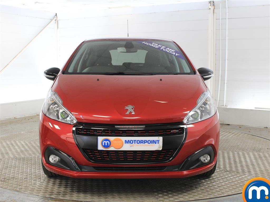 Peugeot 208 Gt Line Manual Diesel Hatchback - Stock Number (1005478) - Front bumper