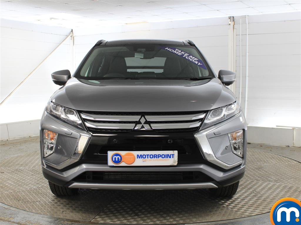 Mitsubishi Eclipse Cross 4 Automatic Petrol Hatchback - Stock Number (1014710) - Front bumper