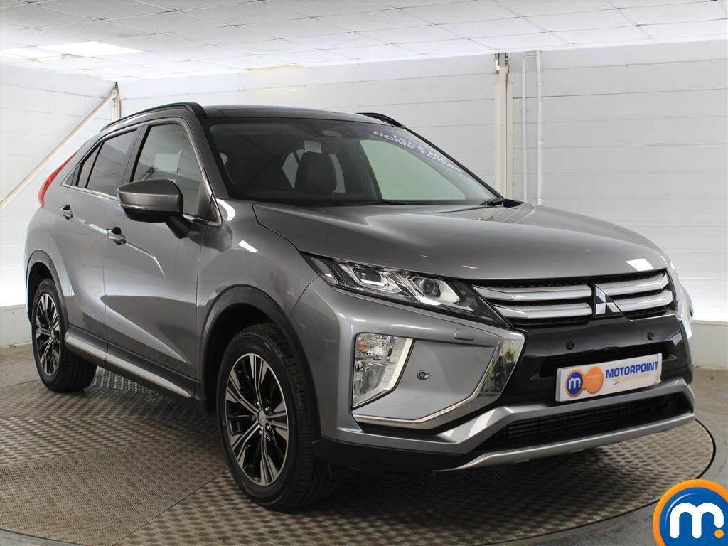 Mitsubishi Eclipse Cross 4 Automatic Petrol Hatchback - Stock Number (1014710) - Drivers side front corner