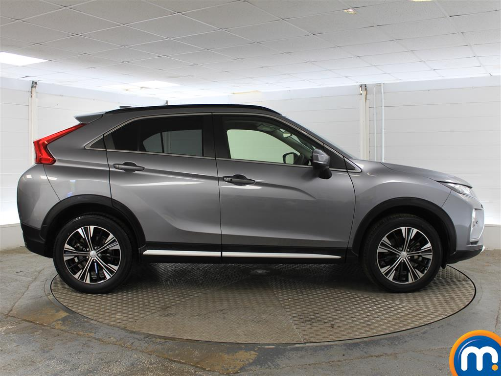 Mitsubishi Eclipse Cross 4 Automatic Petrol Hatchback - Stock Number (1014710) - Drivers side