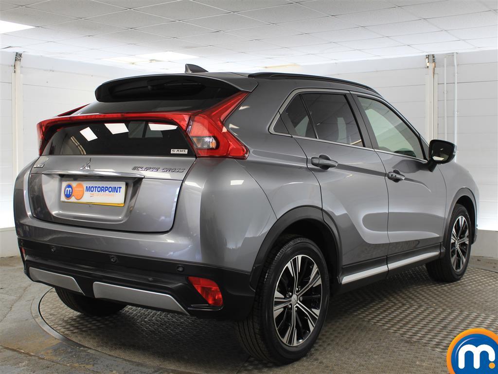 Mitsubishi Eclipse Cross 4 Automatic Petrol Hatchback - Stock Number (1014710) - Drivers side rear corner