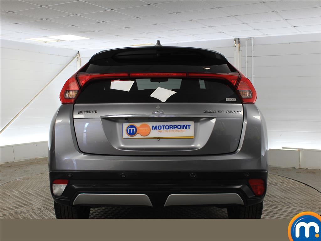 Mitsubishi Eclipse Cross 4 Automatic Petrol Hatchback - Stock Number (1014710) - Rear bumper