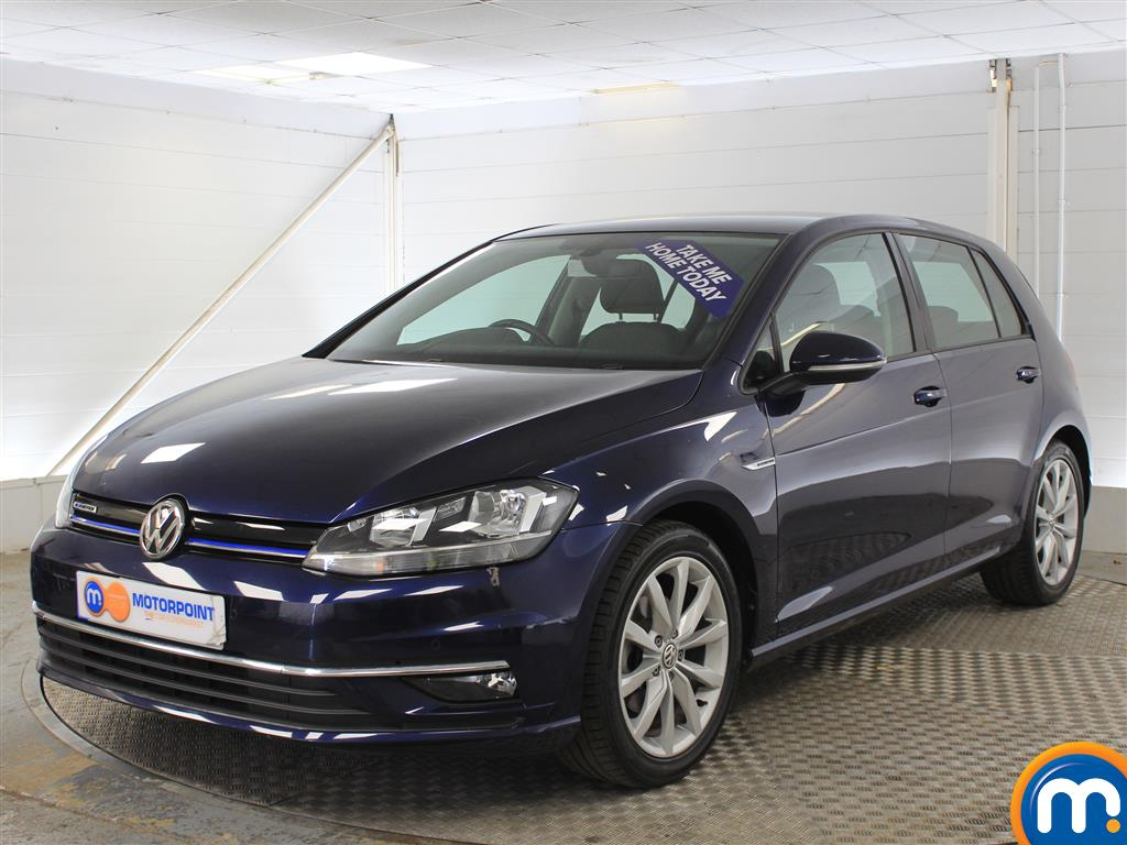Volkswagen Golf GT - Stock Number (993033) - Passenger side front corner