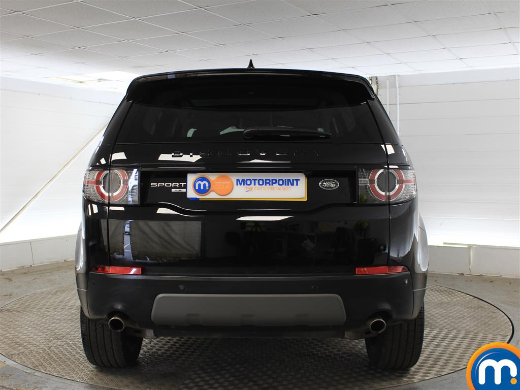 Land Rover Discovery Sport Hse Black Automatic Diesel 4X4 - Stock Number (1015045) - Rear bumper