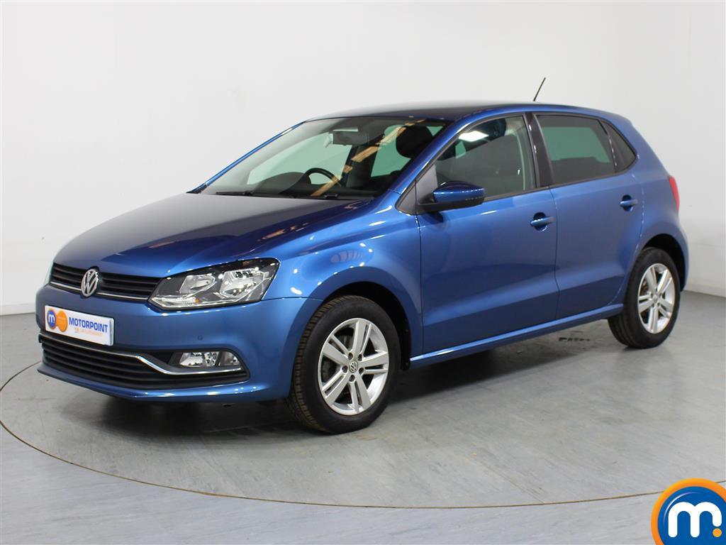 Volkswagen Polo Match - Stock Number (1002171) - Passenger side front corner