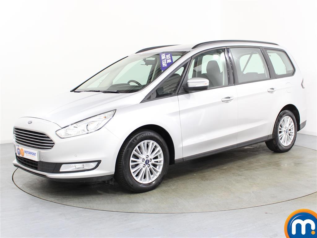 Ford Galaxy Zetec - Stock Number (1006280) - Passenger side front corner