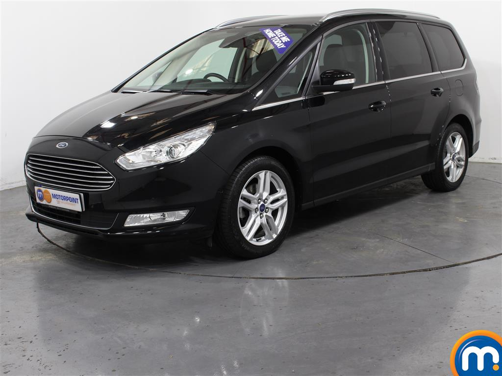 Ford Galaxy Titanium - Stock Number (1005346) - Passenger side front corner