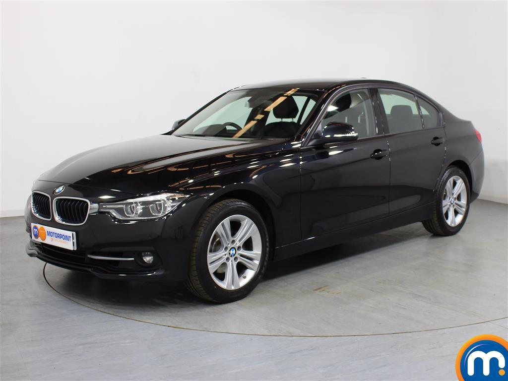 BMW 3 Series Sport - Stock Number (1010440) - Passenger side front corner