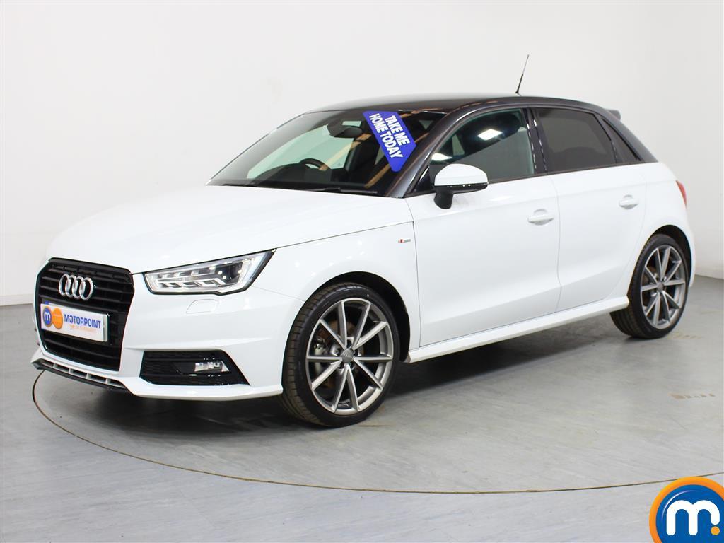 Audi A1 Black Edition Nav - Stock Number (1012725) - Passenger side front corner