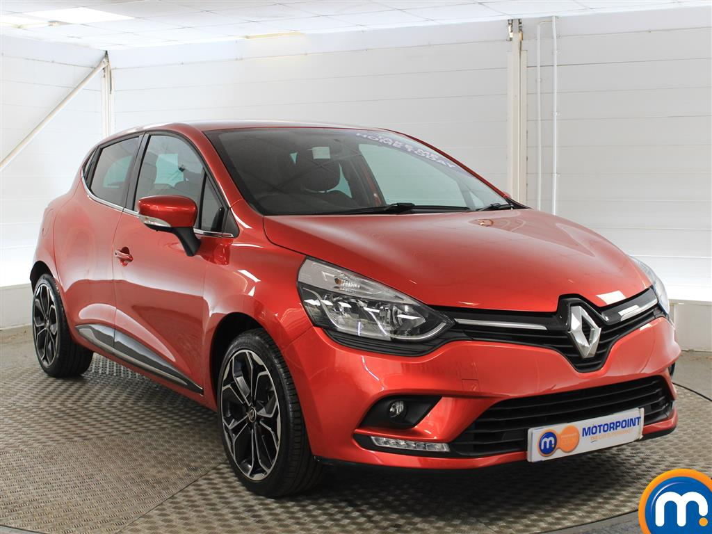 Renault Clio Iconic Manual Petrol Hatchback - Stock Number (1012170) - Drivers side front corner