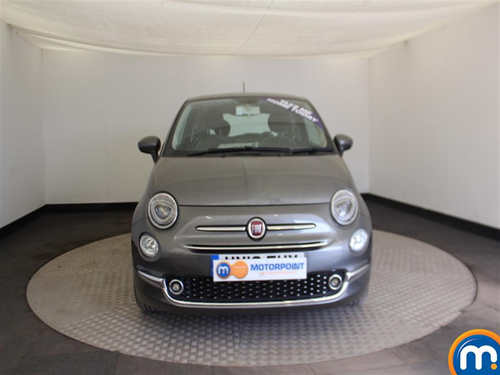 Fiat 500 Lounge Automatic Petrol Hatchback - Stock Number (1015152) - Front bumper