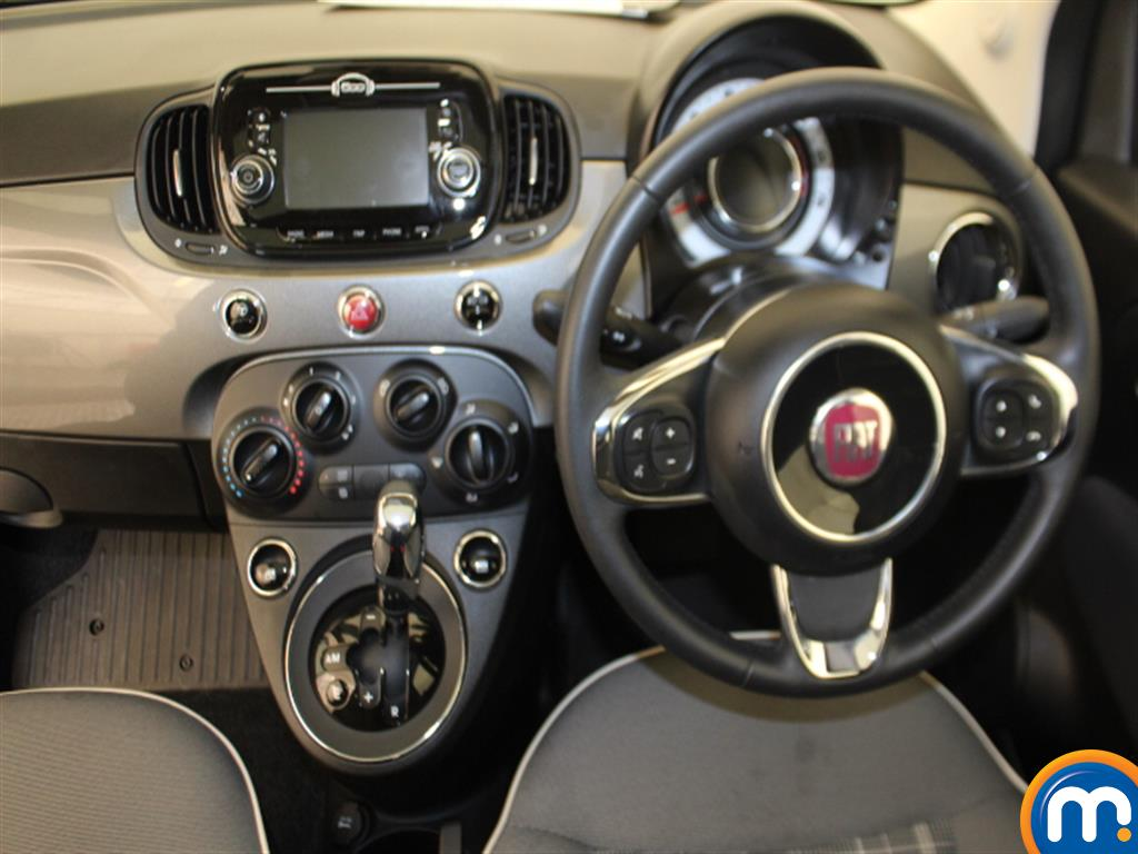 Fiat 500 Lounge Automatic Petrol Hatchback - Stock Number (1015152) - 1st supplementary image