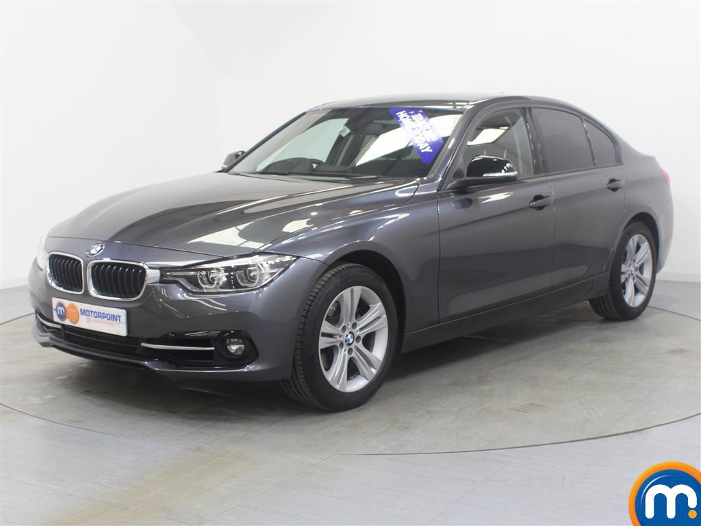 BMW 3 Series Sport - Stock Number (998899) - Passenger side front corner