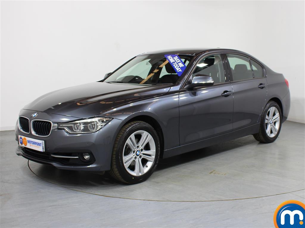 BMW 3 Series Sport - Stock Number (1010462) - Passenger side front corner