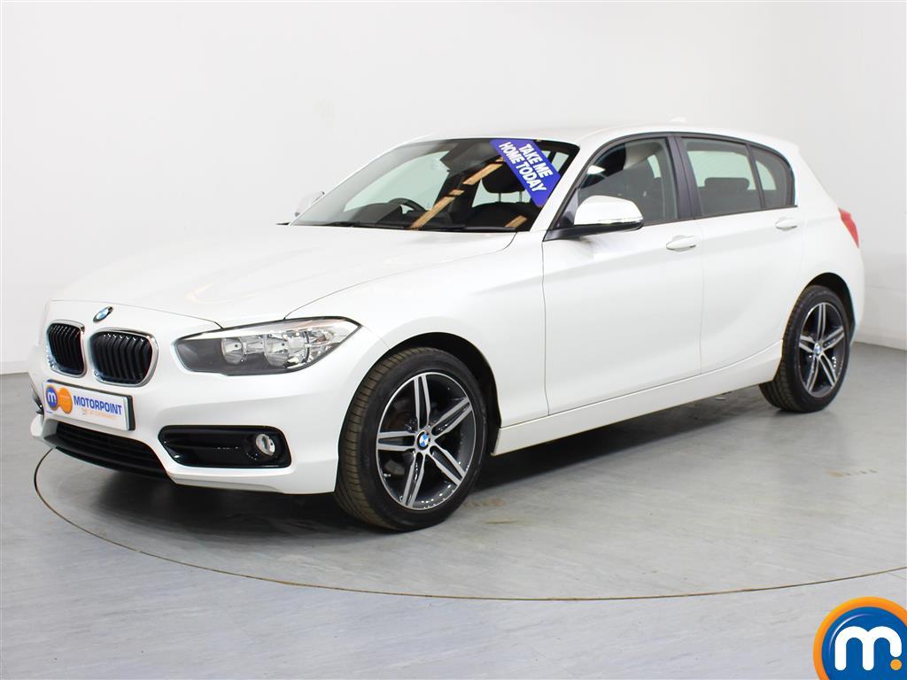 BMW 1 Series Sport - Stock Number (1010811) - Passenger side front corner