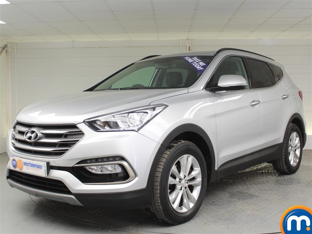 Hyundai Santa Fe Premium - Stock Number (1005352) - Passenger side front corner