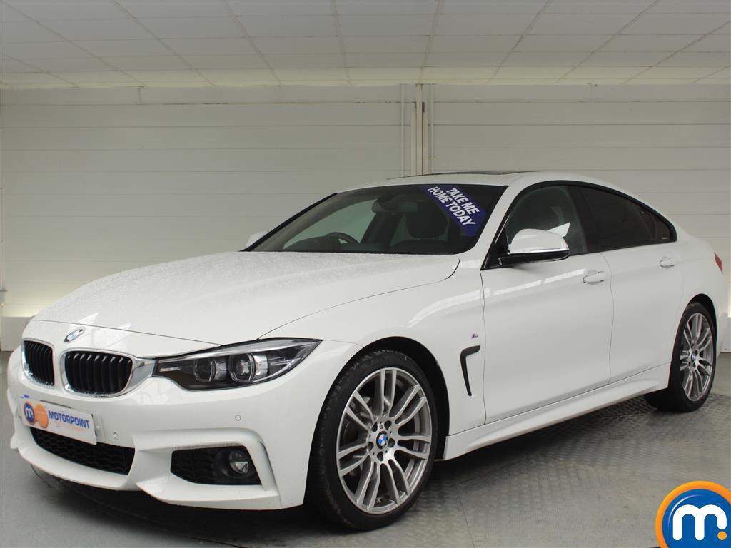 BMW 4 Series M Sport - Stock Number (1006796) - Passenger side front corner