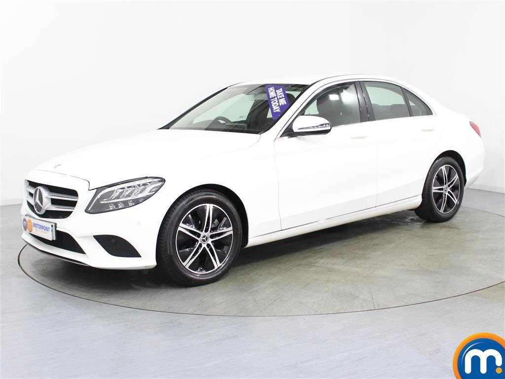 Mercedes-Benz C Class Sport - Stock Number (1008781) - Passenger side front corner