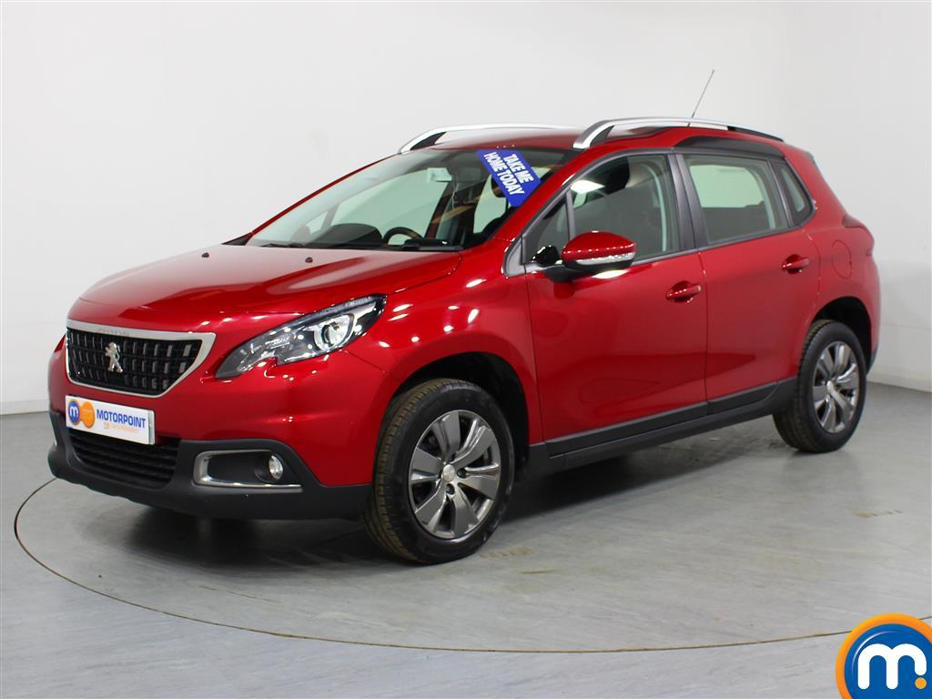Peugeot 2008 Active - Stock Number (1005439) - Passenger side front corner