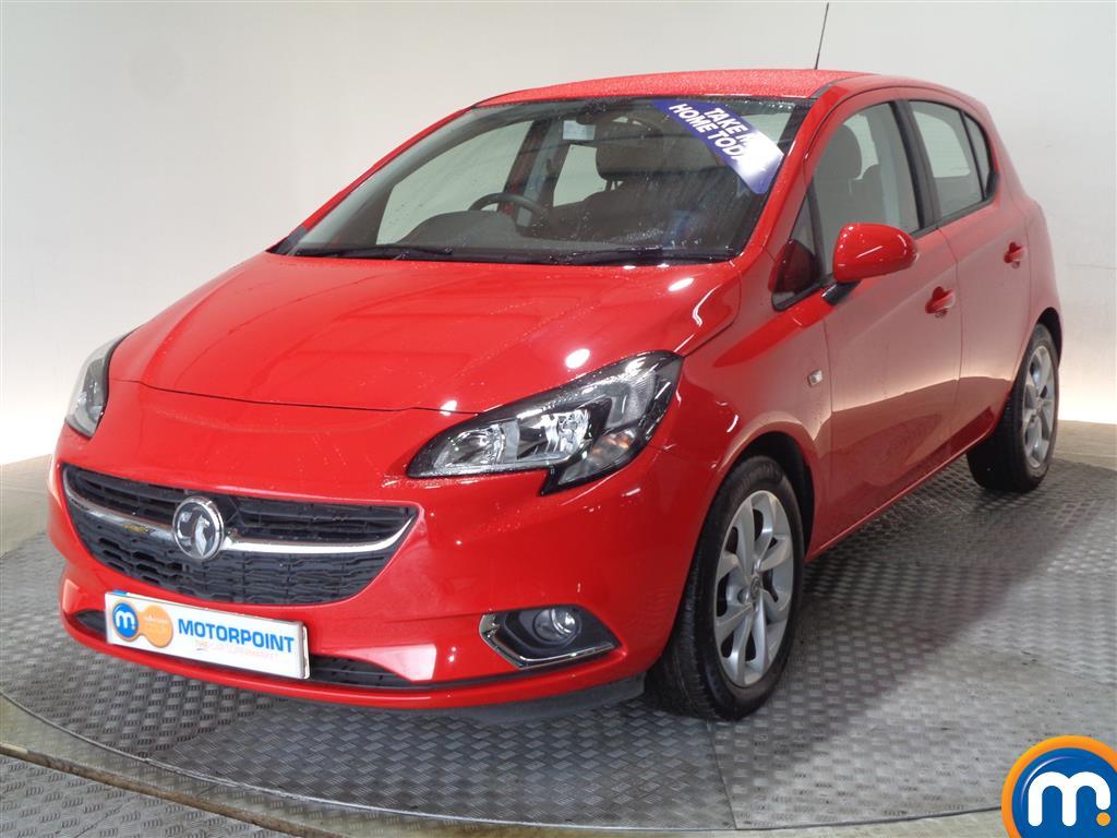 Vauxhall Corsa SRi - Stock Number (1009614) - Passenger side front corner