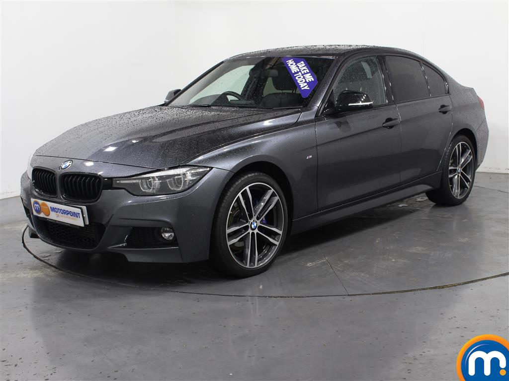 BMW 3 Series M Sport Shadow Edition - Stock Number (1014911) - Passenger side front corner