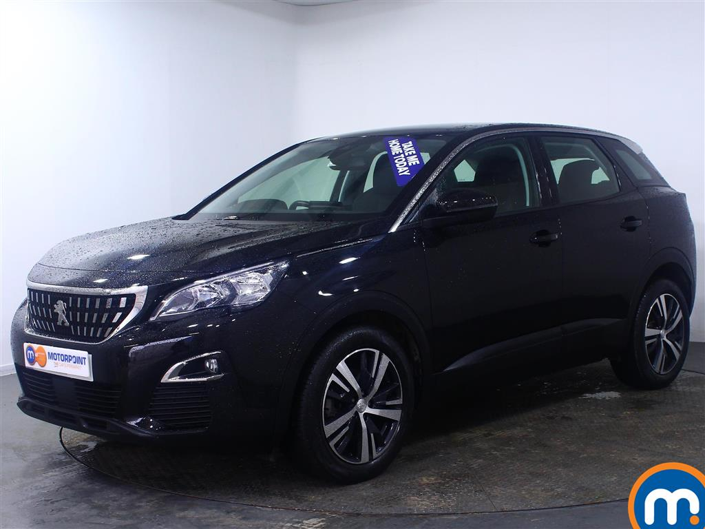 Peugeot 3008 Active - Stock Number (1006742) - Passenger side front corner