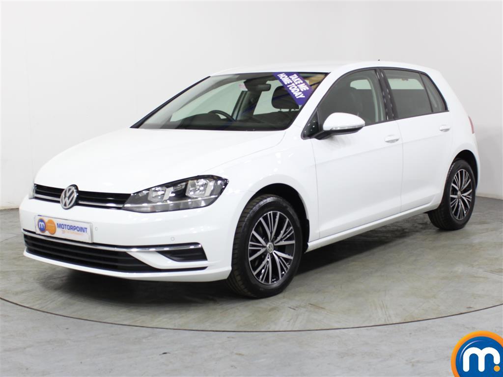 Volkswagen Golf SE - Stock Number (1011415) - Passenger side front corner