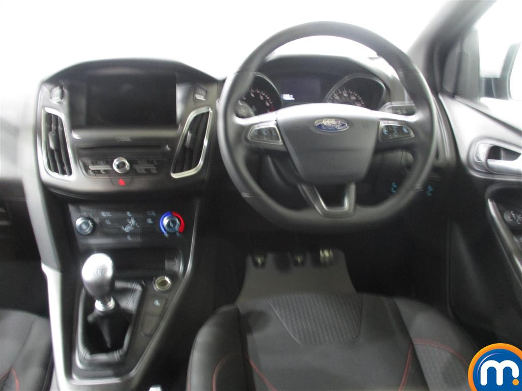 Ford Focus St-Line Manual Petrol Hatchback - Stock Number (1006166) - 3rd supplementary image