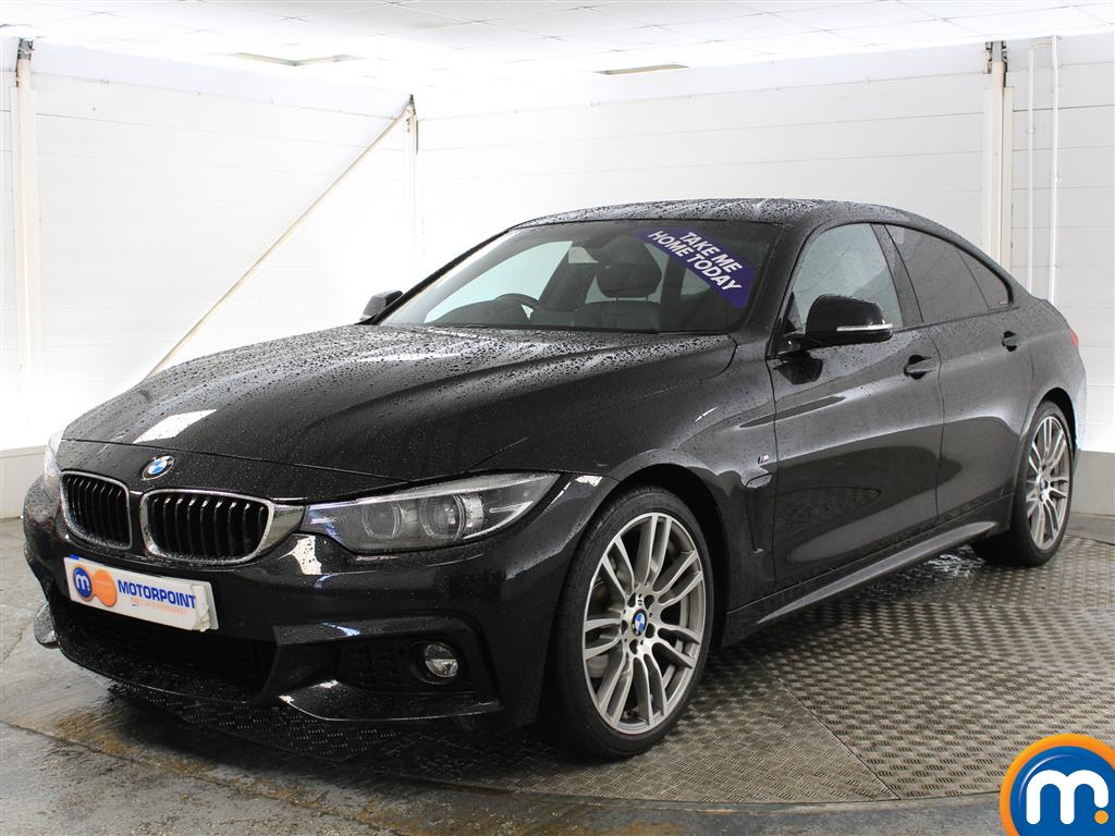 BMW 4 Series M Sport - Stock Number (1017484) - Passenger side front corner
