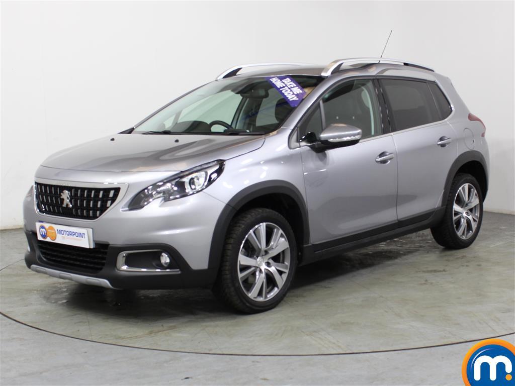 Peugeot 2008 Allure - Stock Number (1005380) - Passenger side front corner
