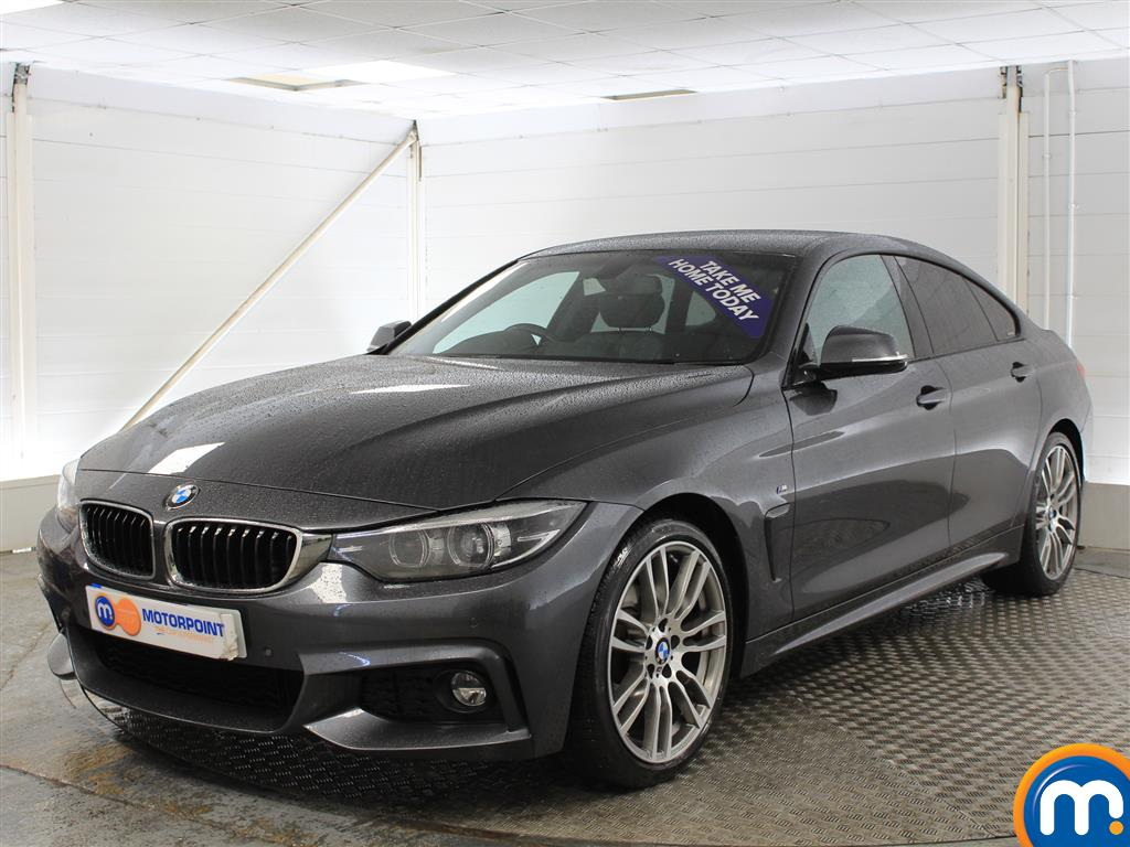 BMW 4 Series M Sport - Stock Number (1017532) - Passenger side front corner