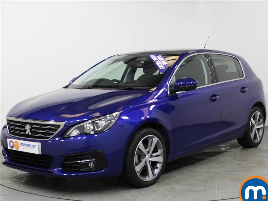 Peugeot 308 Allure - Stock Number (1006398) - Passenger side front corner