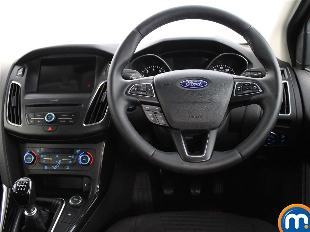 Ford Focus Titanium Manual Petrol Hatchback - Stock Number (1003744) - 3rd supplementary image