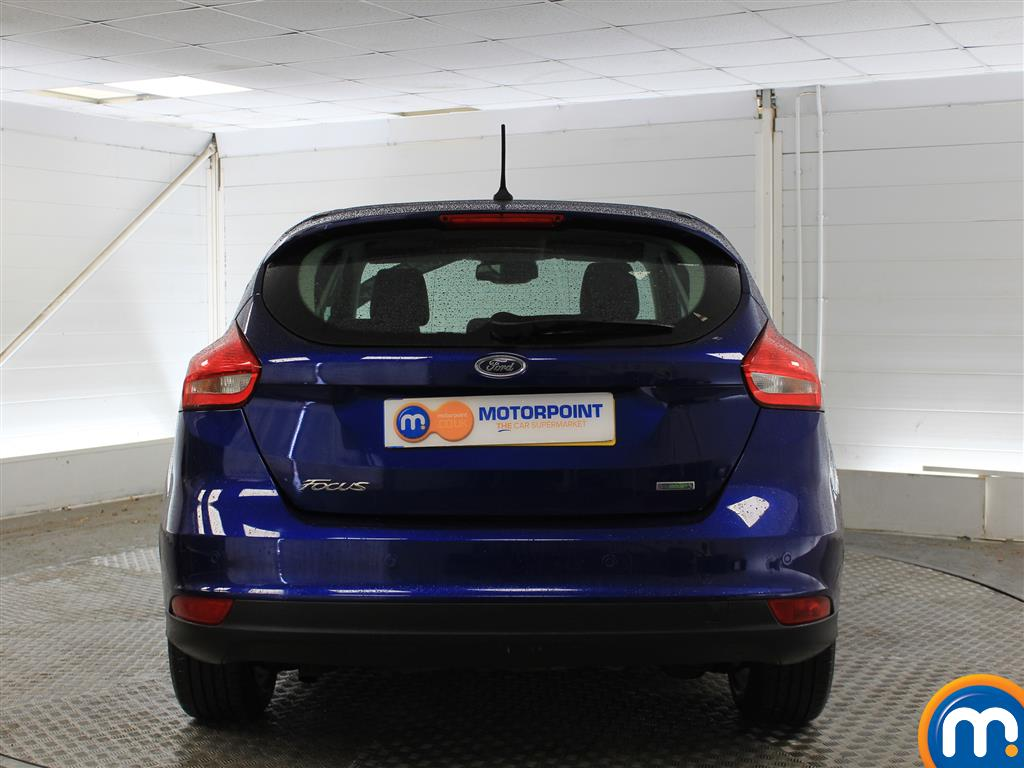 Ford Focus Titanium Manual Petrol Hatchback - Stock Number (1003744) - Rear bumper