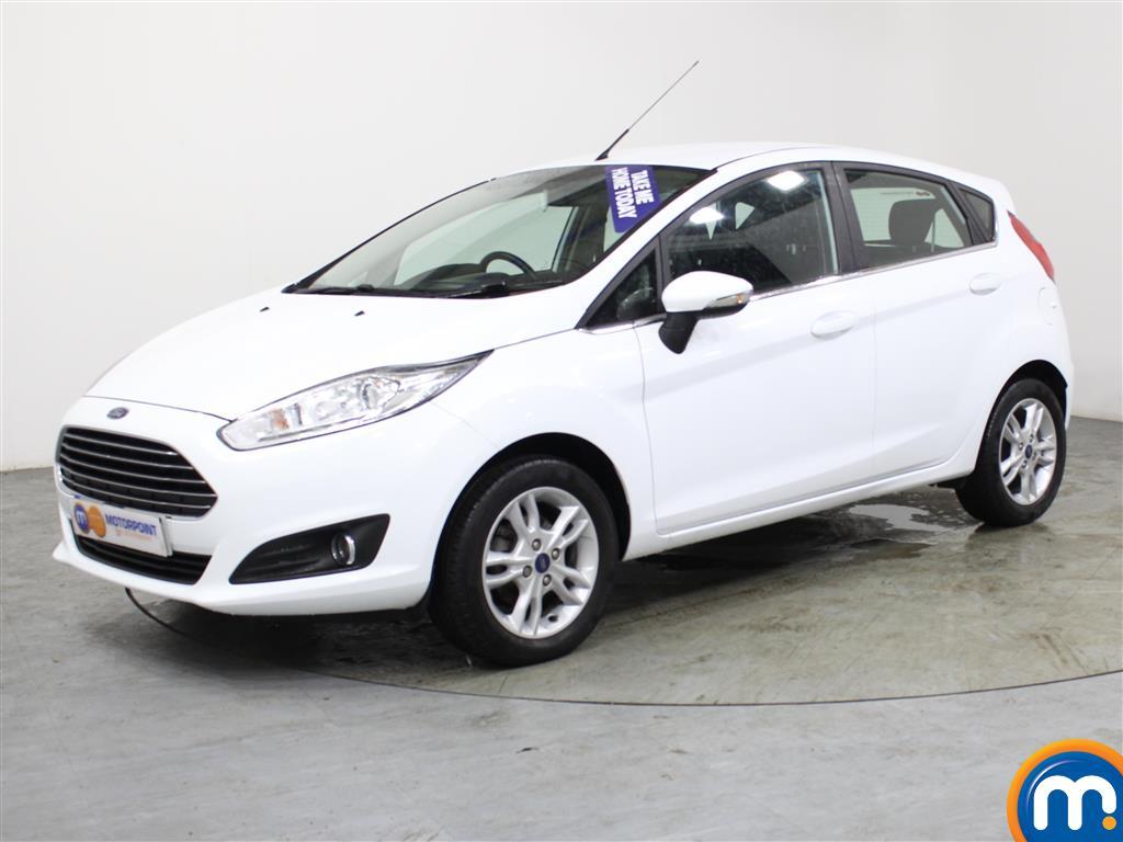 Ford Fiesta Zetec - Stock Number (980858) - Passenger side front corner