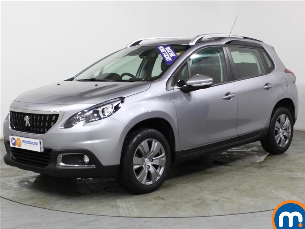 Peugeot 2008 Active - Stock Number (1011860) - Passenger side front corner