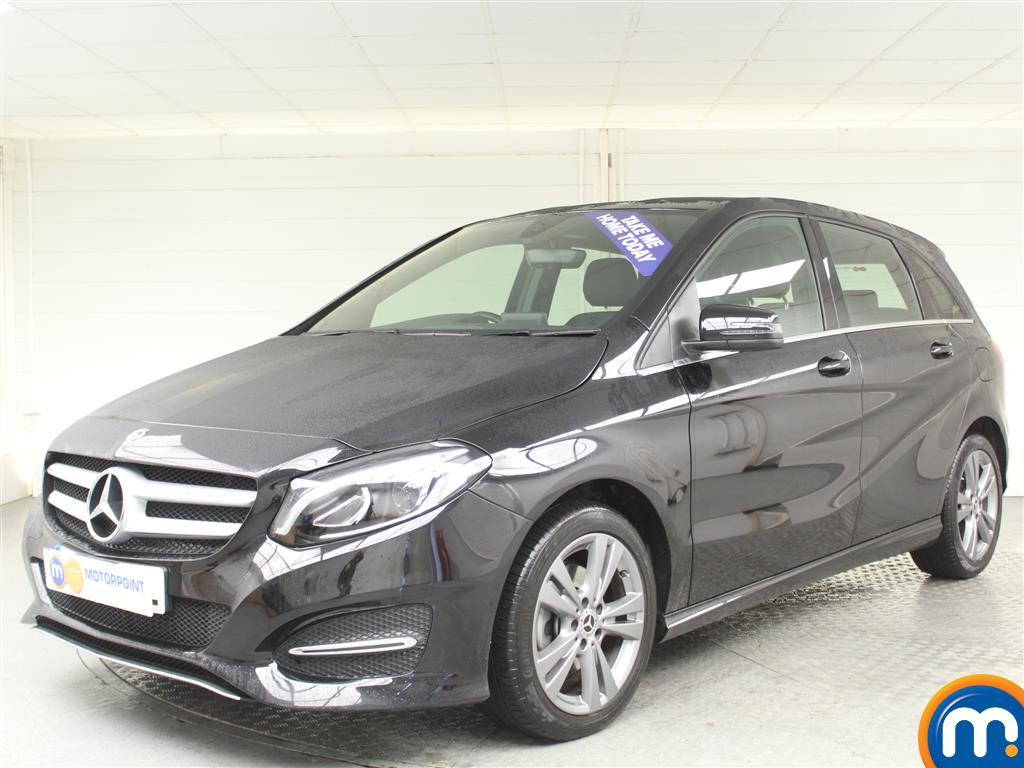 Mercedes-Benz B Class Exclusive Edition - Stock Number (1008656) - Passenger side front corner