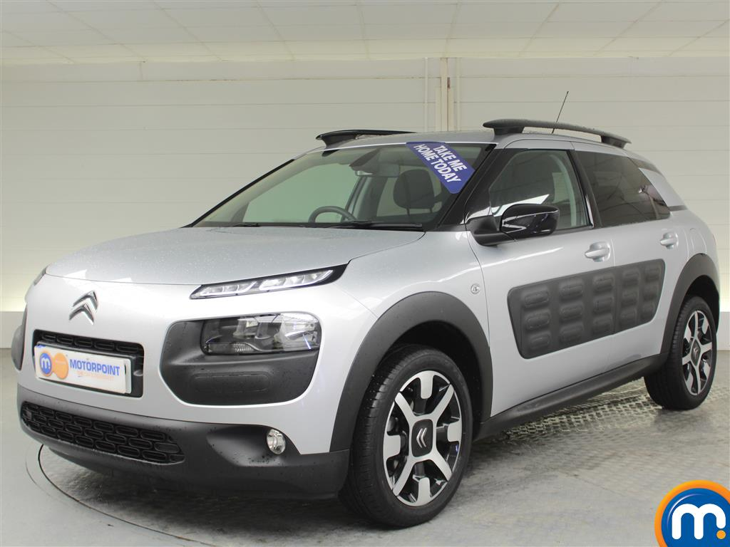 Citroen C4 Cactus Flair - Stock Number (1006085) - Passenger side front corner