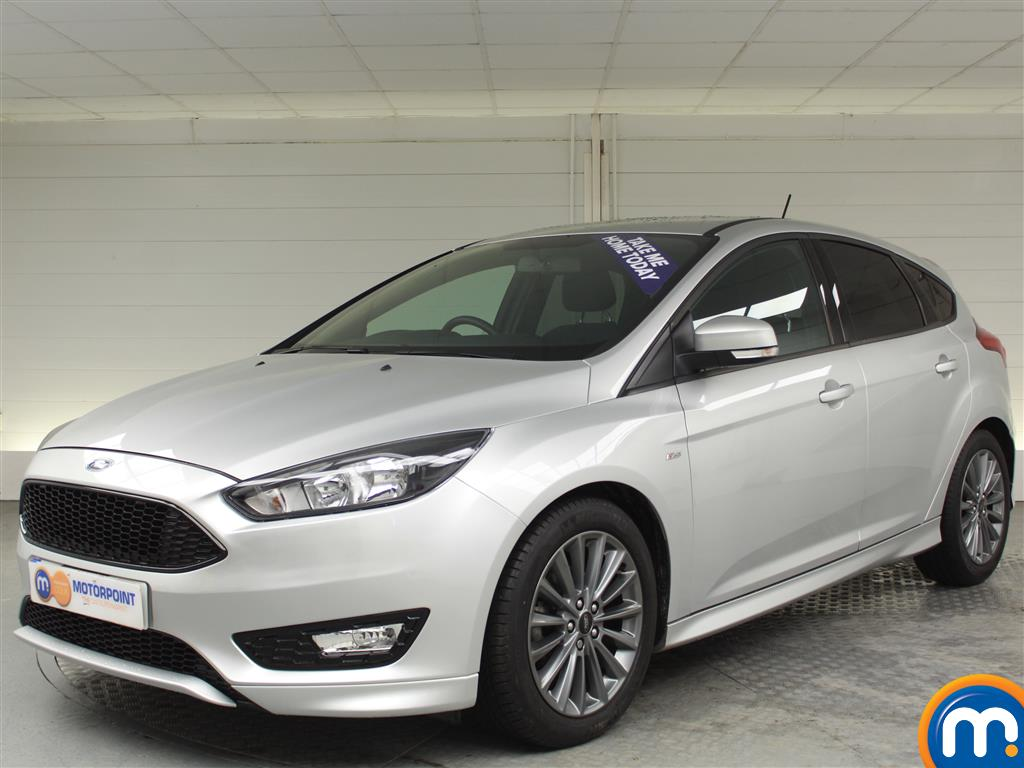 Ford Focus ST-Line - Stock Number (1008630) - Passenger side front corner