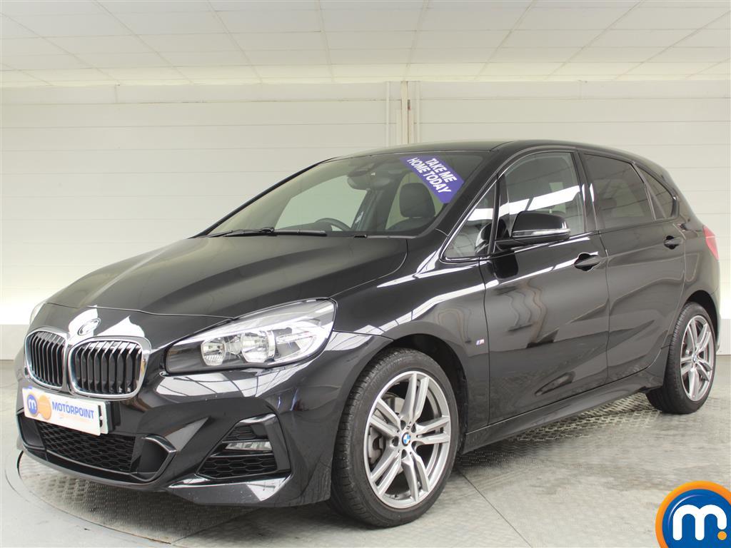 BMW 2 Series M Sport - Stock Number (1010541) - Passenger side front corner