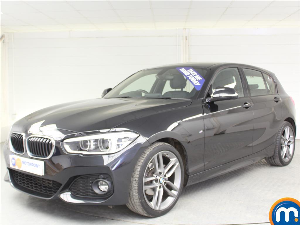 BMW 1 Series M Sport - Stock Number (1008512) - Passenger side front corner