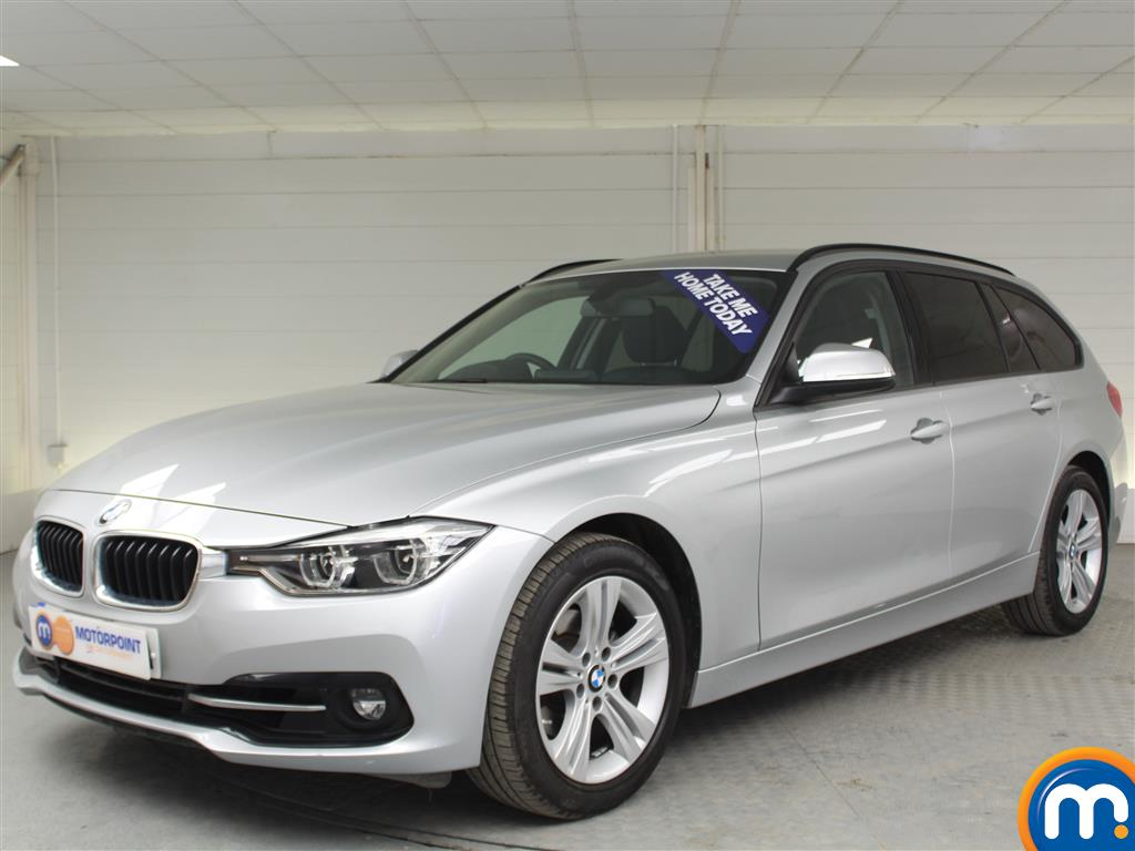 BMW 3 Series Sport - Stock Number (995754) - Passenger side front corner