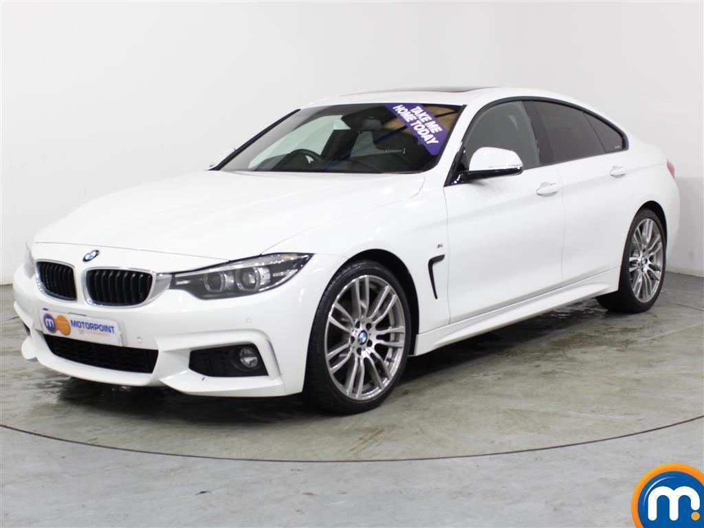 BMW 4 Series M Sport - Stock Number (1008022) - Passenger side front corner