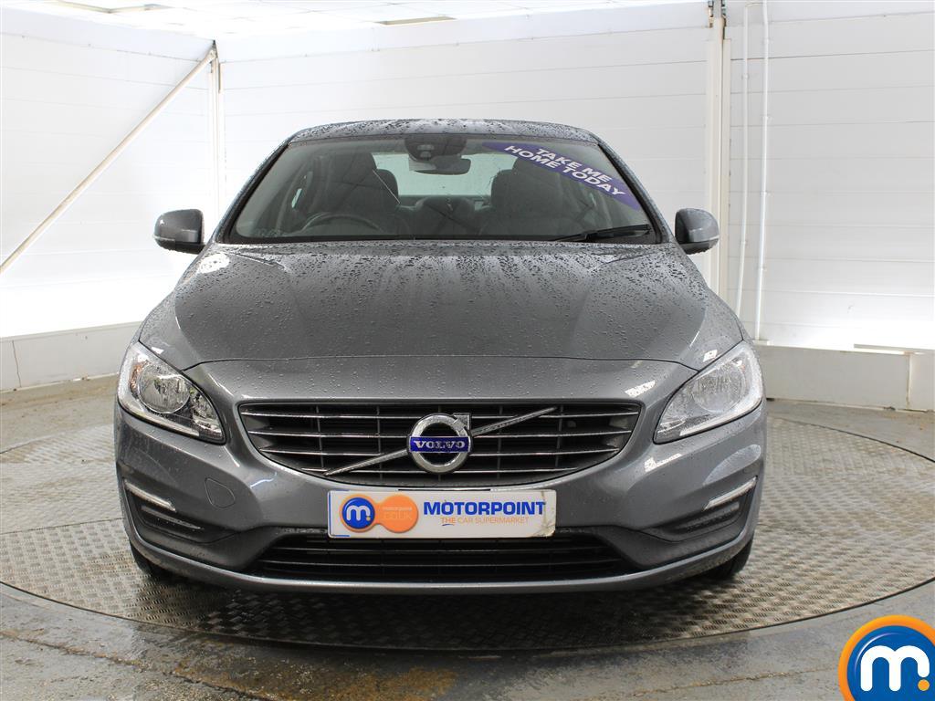 Volvo S60 Se Nav Manual Petrol Saloon - Stock Number (1005081) - Front bumper