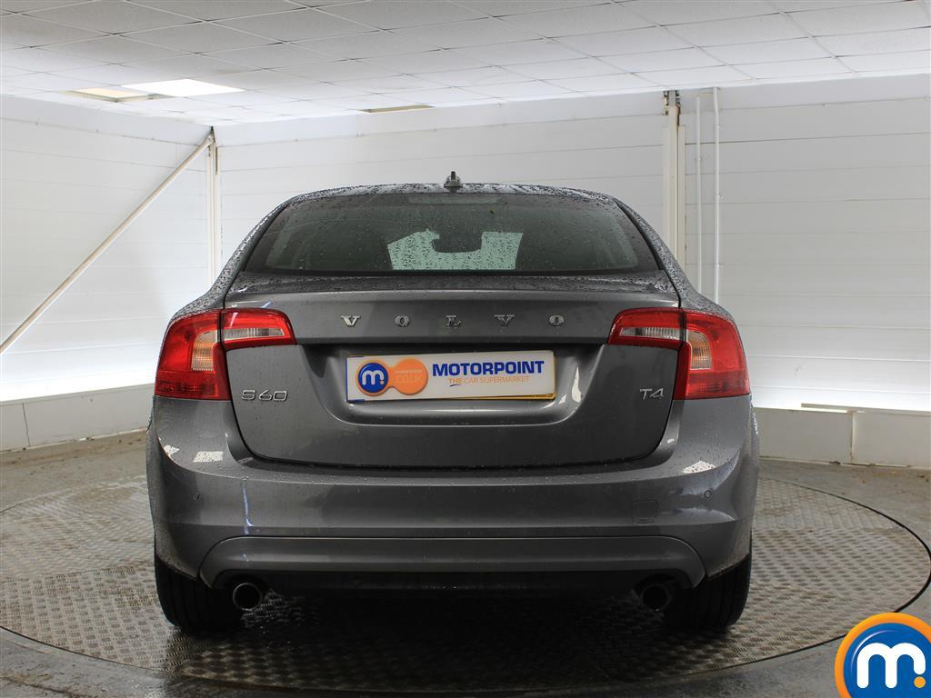 Volvo S60 Se Nav Manual Petrol Saloon - Stock Number (1005081) - Rear bumper